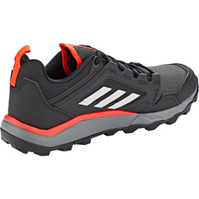adidas TERREX Agravic TR Zapatillas Trail Running Hombre, core black/grey one/solar red